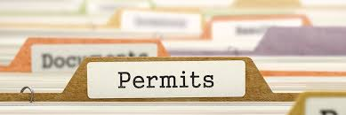 permits in folder image